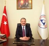 GAZIANTEP ÜNIVERSITESI - ERÜ Rektörü Güven, Üniversite Hastaneleri Birliği Yönetim Kurulu Asil Üyeliğine Seçildi