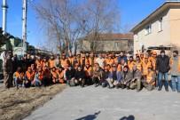 Erzincan'da Sürek Avı