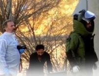 SEBAHATTİN ÖZTÜRK - Esrarengiz bomba! Bakan Yardımcısı da oradaydı!