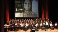 ARAŞTIRMA MERKEZİ - Farklı Yörelerden Eserler Eskişehir'de Seslendirildi