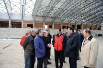 MUSTAFA DÜNDAR - Federasyondan Osmangazi Atletizm Salonu'na Tam Not