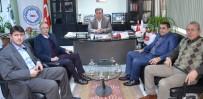 OSMAN KıLıÇ - Futbol Federasyonunda Gemlik Zirvesi