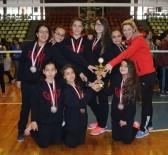 BORLU - Gaziantep Kolej Vakfı'nın Voleybol Başarısı