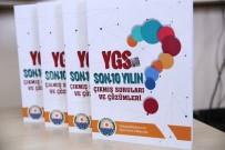 GÖLBAŞI - Gölbaşı Belediyesi Öğrencilere YGS Kitapları Dağıttı