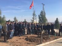 ŞEHIT - Harran Üniversitesi İlahiyat Fakültesi Öğrencilerinden Anlamlı Ziyaret