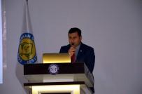 PORTRE - Harran Üniversitesinde Başarının Yolları Söyleşisi