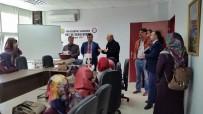 HAT SANATı - Harran Üniversitesinde Ebru Ve Hat Sanatı Kursu Açıldı