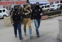 TAHKİKAT - İran Uyruklu Uyuşturucu Satıcıları Yakalandı