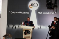 SOSYAL GÜVENLIK - İşadamları 'İstihdam Seferberliği Toplantısında' Bir Araya Geldi