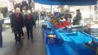 SEMT PAZARI - İzmit'te Haftanın 2 Günü Mahalle Gezisi Var