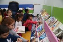 ZÜBEYDE HANıM - Karşıyaka'nın 'Çocuk Kütüphanesi' Çok Sevildi