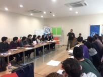 BOZOK ÜNIVERSITESI - KBÜ'de Öğrencilere TÜBİTAK'a Yönelik Proje Geliştirme Eğitimi Verildi
