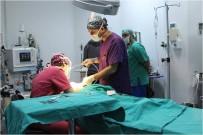 KANAL TEDAVISI - Körfez Devlet Hastanesinde Genel Anestezi İle Diş Tedavisi