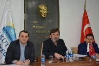 MİMARİ - Korkuteli'nde 15 Milyon TL'lik Kültür Merkezi Kredisi Onaylandı