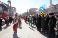MEHTERAN TAKıMı - Kurtuluş Törenleri, Mehteran Gösterisi Ve Ciritçilerin Geçişiyle Renklendi