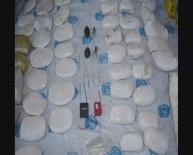 EL BOMBASI - Mersin'de 80 Kilo Plastik Patlayıcı Ele Geçirildi