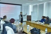 GİRİŞİMCİLİK - Mersin Valiliği Koordinesinde KOSGEB Girişimcilik Eğitimi