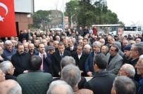 CENAZE NAMAZI - MHP'li Meclis Üyesi Ahmet Keskin Vefat Etti
