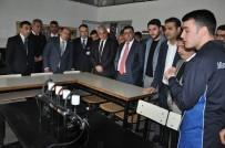 AMIR ÇIÇEK - Milas Mesleki Ve Teknik Anadolu Lisesi'ne Teknolojik Destek