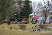 FAHRETTİN ALTAY - Muammer Uludemir Sanat Parkı Yenileniyor