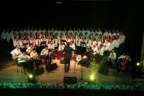 TÜRK HALK MÜZİĞİ - Odunpazarı Belediyesi Türk Halk Müziği Korosu Müzikseverlerle Buluştu