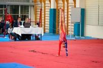 MURAT KILIÇ - Okullar Arası Kız- Erkek Yıldız Jimnastik Şampiyonası Yapıldı
