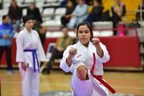 OSMANIYE VALISI - Osmaniye'de Karate İl Birinciliği Yapıldı