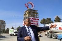 ALPARSLAN TÜRKEŞ - Özgüven Açıklaması 'Ereğli'ye Layık Bir Meydan Yaptık'