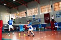 ÖMER KÜÇÜK - Palandöken Belediyespor,  Aksaray Belediyespor'u 3-0 Mağlup Etti