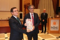CUMHURİYET HALK PARTİSİ - Rektör Kızılay'dan Prof. Dr. Ramazan Özdemir İçin Veda Yemeği