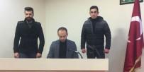 EGE ÜNIVERSITESI - Rizeli Ülkücüler Fırat Yılmaz Çakıroğlu'nu Unutmadı