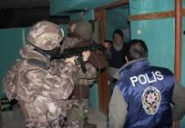 ADANA EMNİYET MÜDÜRLÜĞÜ - Sahte Jandarma Ve Polislere 10 İlde Operasyon