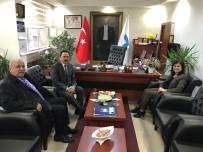 ŞEHİT AİLELERİ - Şehit Ailelerinden Demirsu'ya Ziyaret