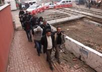 SAVCILIK SORGUSU - Sosyal Medyada Terör Propagandası Yapan 6 Kişi Tutuklandı
