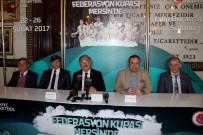 SERVET TAZEGÜL - TBL Federasyon Kupası Final Grubu Heyecanı Mersin'de Yaşanacak