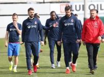 ALI YıLMAZ - Trabzonspor, Atiker Konyaspor Maçı Hazırlıklarına Başladı