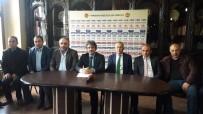 TÜM SANAYICI VE İŞ ADAMLARı DERNEĞI - TÜMSİAD Trabzon Şubesi Referandumda 'Evet' Diyecek