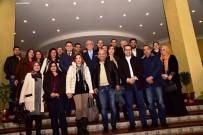 YUSUF ZIYA YıLMAZ - Tunuslu Turizmciler Samsun'da