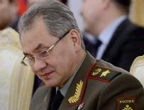 SAVUNMA BAKANI - Rusya Savunma Bakanı Şoygu: Türkiye-Rusya arasında askeri teknik işbirliği çalışması yürütülüyor