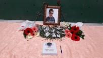 LİSE ÖĞRENCİSİ - Vahşi Cinayete Kurban Giden Ahmet İçin Arkadaşlarından Anma