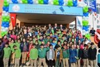 MARMARA EREĞLISI - Vali Enver Salihoğlu Ortaokulu Milli Eğitime Teslim Edildi