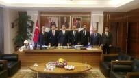 GÜMRÜK KAPISI - Van Ticaret Borsasından Ankara'ya Çıkarma