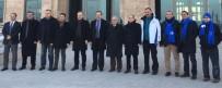 ÖĞRENCİ YURTLARI - Yargı Mensuplarından ETÜ'ye Ziyaret