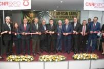 İŞADAMLARI - 12. Mersin Tarım, Gıda Ve Hayvancılık Fuarı Açıldı