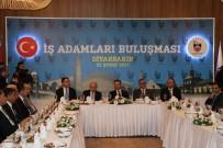 NIHAT ÖZDEMIR - 400 İş Adamı Diyarbakır'a Yatırım Yapmak İçin Sıraya Girdi