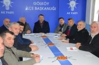 AK Parti'den CHP Ve SP'ye Eleştiri