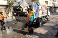 BILGE AKTAŞ - Akdeniz'de Konteyner İlaçlama Ve Temizliğine Başladı