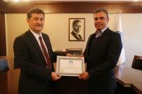 MURAT YILMAZ - Aksaray'da Yabancılara Türkçe Öğretimi Programı Tamamlandı