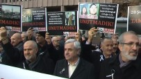 ANKARA ADLİYESİ - Ankara Adliyesi Önünde '28 Şubat' Eylemi