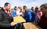 ANTALYASPOR - Antalyaspor'a 'Tatlı' Morali